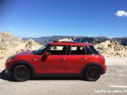 Mini Cooper 136ch 5P finition chili essence