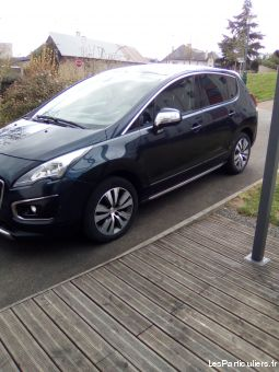 PEUGEOT 3008 1, 6 BLUE HDI 120 ch Allure S&S
