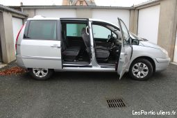 citroën monospace c8 (airplay) 2. 0 hdi _7 places  vehicules voitures côtes-d'armor