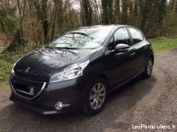 peugeot 208 1.6 hdi 92cv fap active vehicules voitures val-d'oise