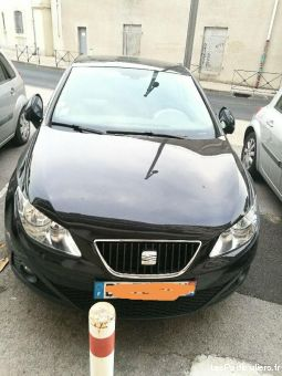 seat ibiza  sc 1.2 tdi 75 cr fap good stuff vehicules voitures hérault