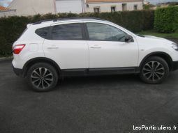 nissan qashqai vehicules voitures charente-maritime