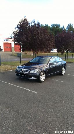 mercedes c 220 cdi vehicules voitures moselle