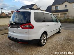 Ford galaxy 163 2. 0 tdci 163 titanium powershift