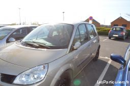 renault scenic ii carminat vehicules voitures val-d'oise