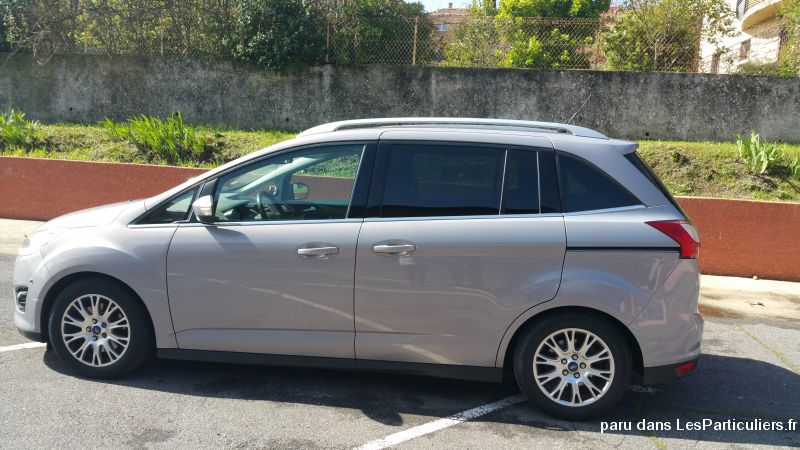 ford grand cmax 2.0 tdci 140 fap titanium 7 places vehicules voitures hérault
