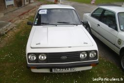 ford escort 2000rs vehicules voitures somme
