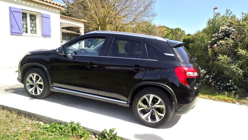 suv citroen c4 aircross exclusive 4x2 / 2014  vehicules voitures aude