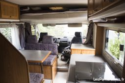 hymer integral  vehicules caravanes camping car pyrénées-orientales