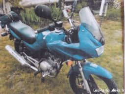 Yamaha diversion ybr