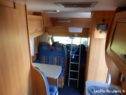 CAMPING CAR 6 PLACES CGet COUCHAGE