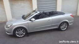 opel astra cabriolet vehicules voitures alpes-maritimes