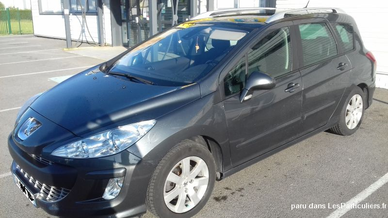 308 sw premium 1.6 hdi 90 vehicules voitures val-d'oise