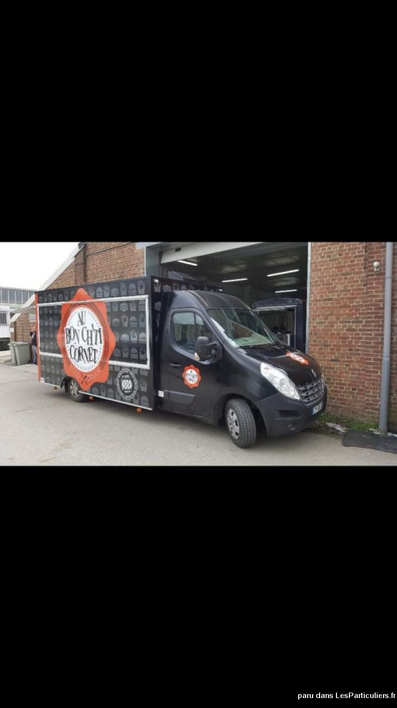 camion food truck friterie snack 2016 vehicules utilitaires nord