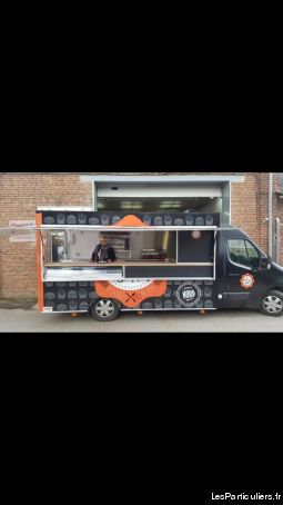 Camion food truck friterie snack 2016