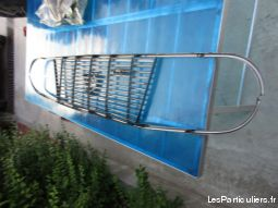 Grille avant pour Lancia Fulvia Berlina