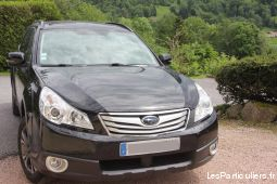 subaru outback 240cv vehicules voitures vosges