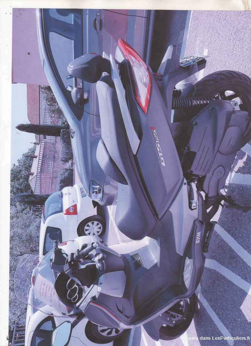 scooter 125 gts vehicules scooters alpes-de-haute-provence