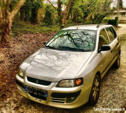 Mitsubishi space star 1.9 di - d tribu