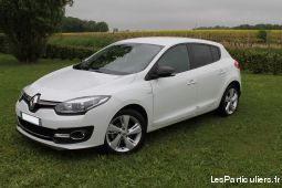 megane 3 dci 110 cv, version pack limited vehicules voitures charente-maritime