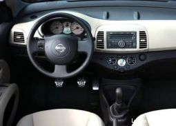 Nissan Micra III Connect Edition 80 ch