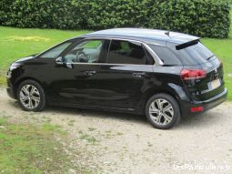 c4 picasso - ll 1.6 e-hdi 115 exclusive bv6 vehicules voitures jura