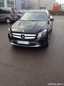 mercedes gla 220d  vehicules voitures moselle