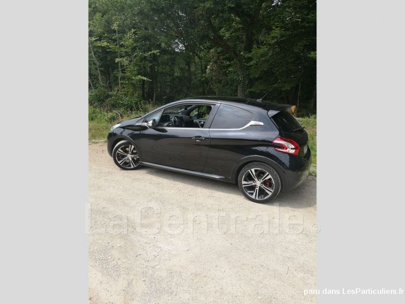 208 gti thp 200 vehicules voitures yvelines