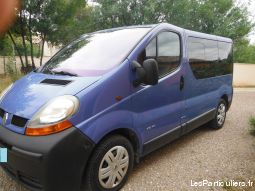 trafic 1.9 dci 80 11/2004 - 158 000 kms vehicules voitures hérault