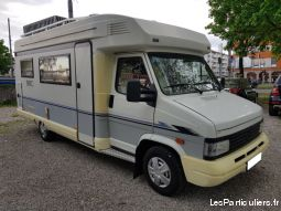 fiat weinsberg vehicules caravanes camping car côte-d'or