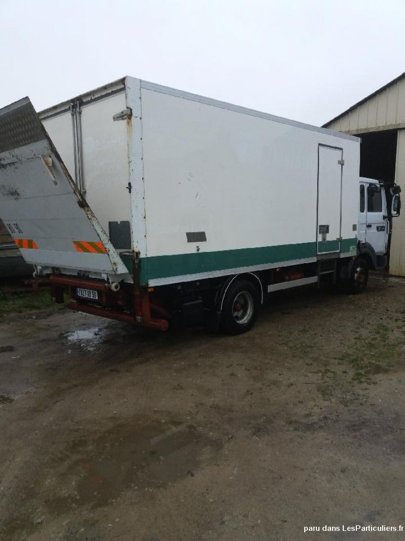 camion s 150     vehicules utilitaires manche