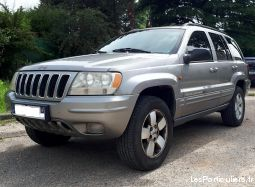 jeep grand cherokee 3l1 td bva  vehicules voitures var