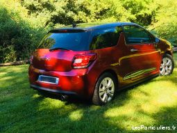 ds3 so chic essence  vehicules voitures morbihan