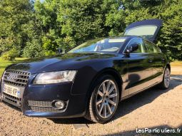 audi a5 sportback 2.0 tdi ambition luxe 143cv vehicules voitures finistère