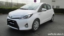toyota yaris hybride iii 100h vehicules voitures cantal