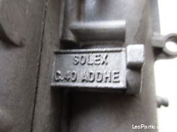 Carburateur Solex 40 ADDHE