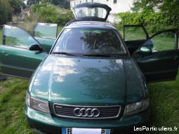 audi a4 avant tdi 1. 9 toute options clim cuir vehicules voitures gironde