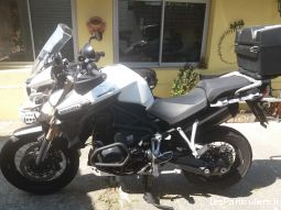 vends moto triumph xc 1200 vehicules motos seine-saint-denis