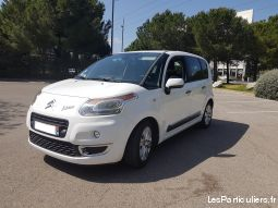 citroen c3 picasso 1. 6 hdi 90 exclusive 10 / 2009 vehicules voitures hérault