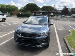 seat ateca fr 150ch 1. 4 eco vehicules voitures isère