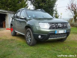 dacia duster laureate 2014 (4 / 2) 90 cv dci vehicules voitures allier