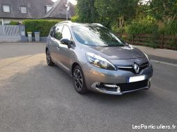renault grand scenic iii bose 7 places vehicules voitures vienne