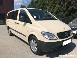 mercedes vito 111 cdi diesel version long 9 places vehicules voitures hauts-de-seine