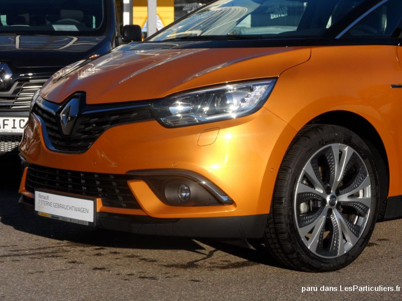 RENAULT SCENIC IV 1,6 DCI 130 INTENS Vehicules Voitures Moselle