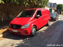 mercedes vito 122 cdi v6 cpt 2t8 vehicules utilitaires val-de-marne