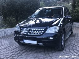 mercedes ml 350 cdi grand edition vehicules voitures alpes-maritimes