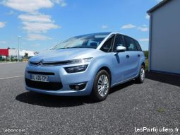 citroen grand c4 picasso 2 1.6 hdi attraction bvm6 vehicules voitures sarthe
