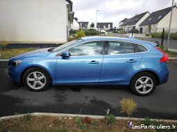 volvo v40 t2 kinetic vehicules voitures somme