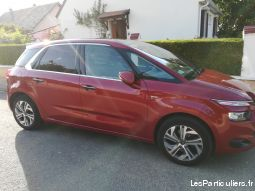 c4 picasso 2.0 blue hdi 150 exclusive vehicules voitures yvelines