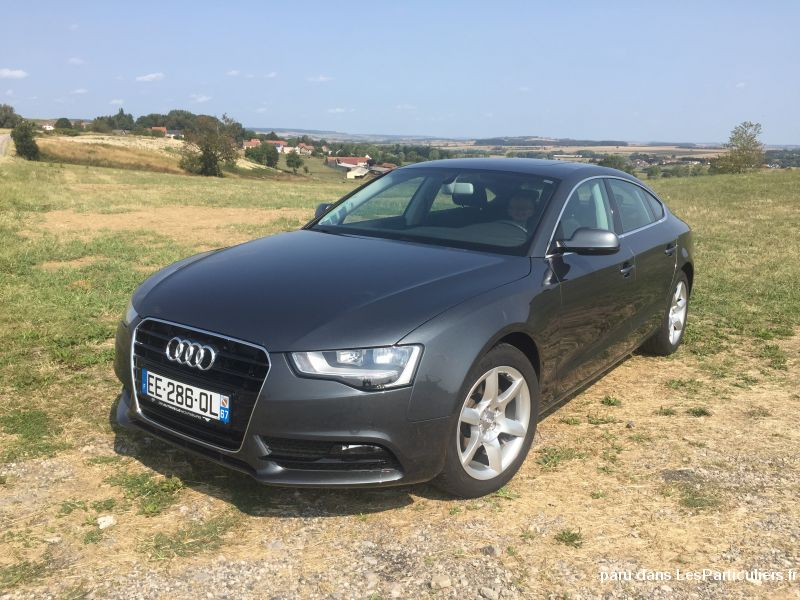 audi a5 sportback business 2. 0 tdi diesel 177 cv vehicules voitures moselle